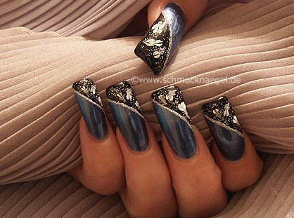 Beauty nails in full cover