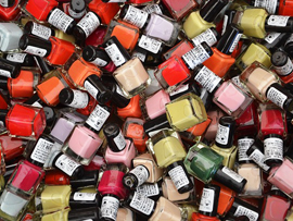 Basic knowledge of nail polishes