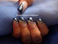 Lentejuelas y varios nail art pens
