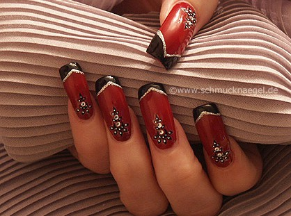 Cobertura con nail sticker