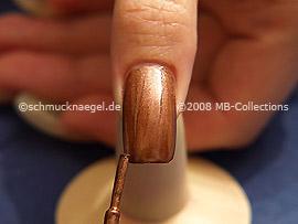 Nailart Pen in der Farbe braun