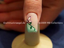 Farbgel Motiv 005 - Nailart 171