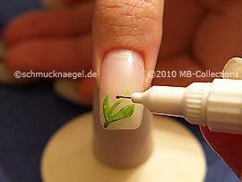 Nailart Pen in der Farbe Lavendel