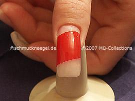 Weihnachtsmotiv 4 - Nailart Motiv 092