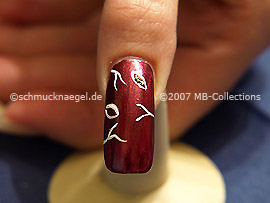 Nail Art Motivo 101
