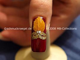 Nail Art Motivo 102