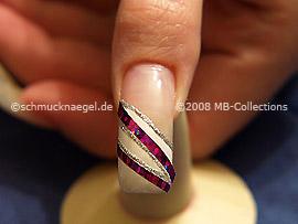 Nail Art Motivo 105