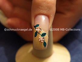 Nail Art Motivo 108