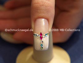 Nail Art Motivo 111