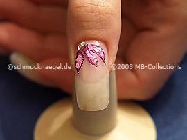 Nail Art Motivo 121