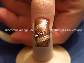 Nail Art Motivo 124