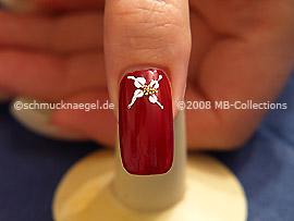 Nail Art Motivo 126