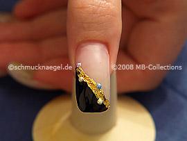 Nail Art Motivo 127