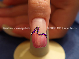 Nail art motivo 130