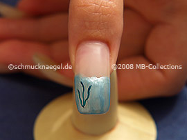 Nail Art Motivo 132