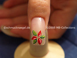 Nail Art Motivo 137