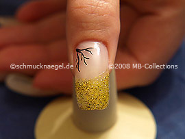 Nail Art Motivo 140