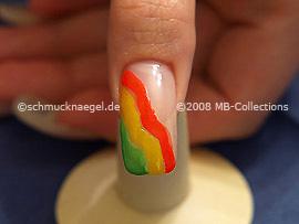 Nail Art Motivo 141
