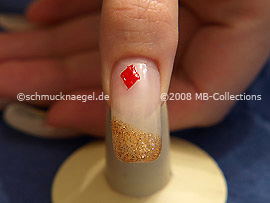 Nail art motivo 142