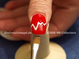 Gel-UV sellador y pincel para sellar numero 6