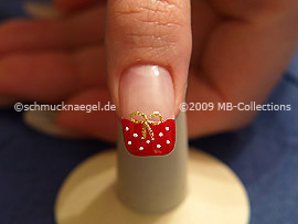 Nail Art Motivo 161