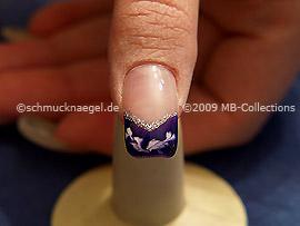 Gel de color motivo 004 - Nail art 170