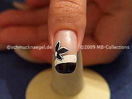 Nail art motivo 180