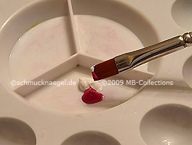 Nail Art Motivo 184