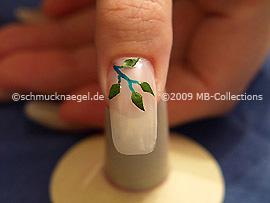 Nail art motivo 186