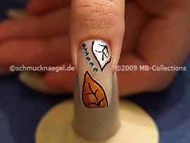 Nail art motivo 187