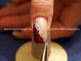 Nail Art Motivo 190