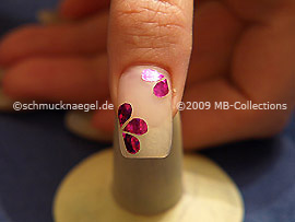 Nail Art Motivo 200