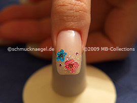 Nail Art Motivo 205