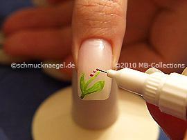 Nail art pen de colour lavanda