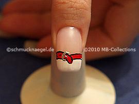 Nail art motivo 208