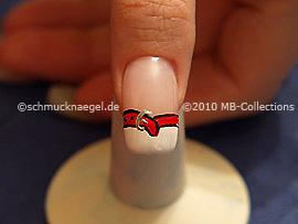 Nail art motivo