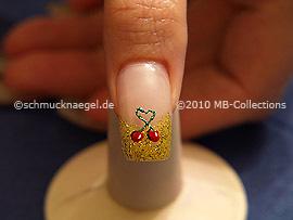 Nail Art Motivo 215