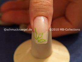 Nail Art Motivo 220