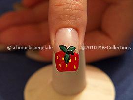 Nail Art Motivo 222