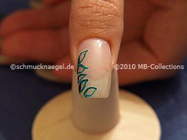 Nail Art Motivo 231