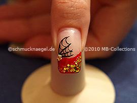 Nail Art Motivo 239