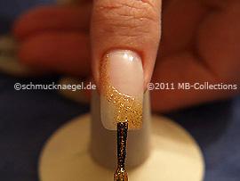 Esmalte en cobre-Glitter
