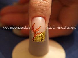Nail Art Motivo 253