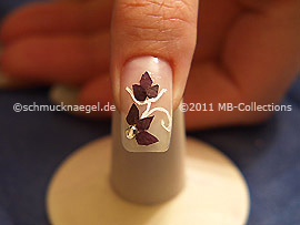 Nail Art Motivo 257