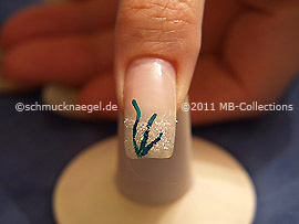 Nail Art Motivo 266