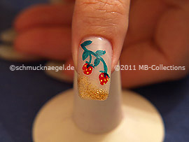 Nail Art Motivo 268
