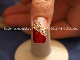 Nail Art Motivo 269