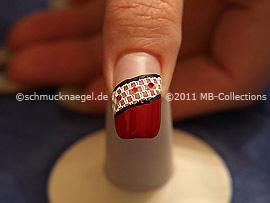 Nail Art Motivo 273