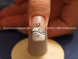 Nail Art Motivo 282