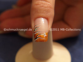 Nail Art Motivo 288